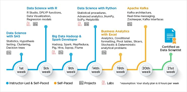 Data Scientist Learning Path