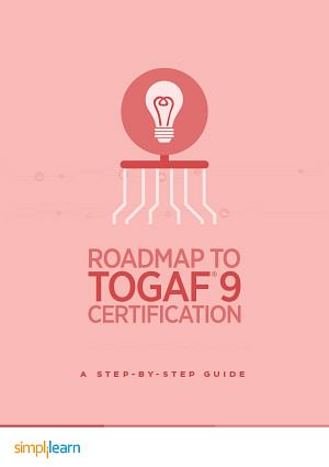 Roadmap to TOGAF 9 Certification