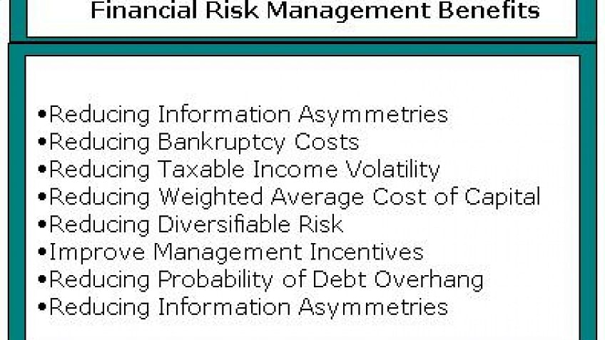 Reducing Information Asymmetries: Financial Risk Management Benefits