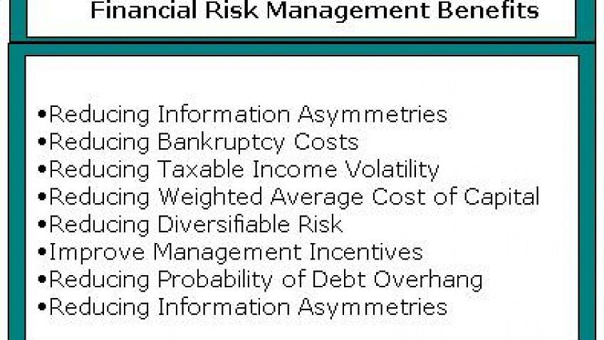 Reduzindo Assimetrias de Informações: Benefícios do Gerenciamento de Risco Financeiro