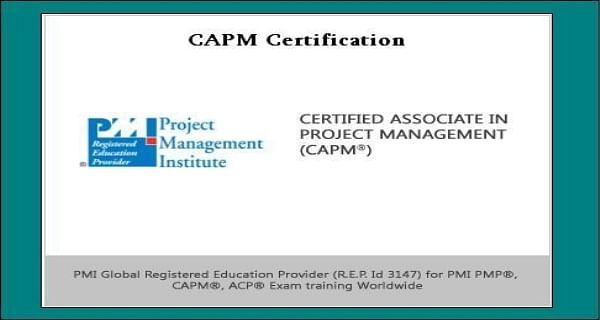 Certified Associate in Project Management (CAPM®) Certification