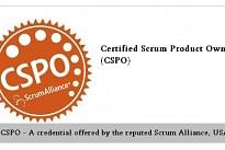 Certified Scrum Product Owner (CSPO) Certification