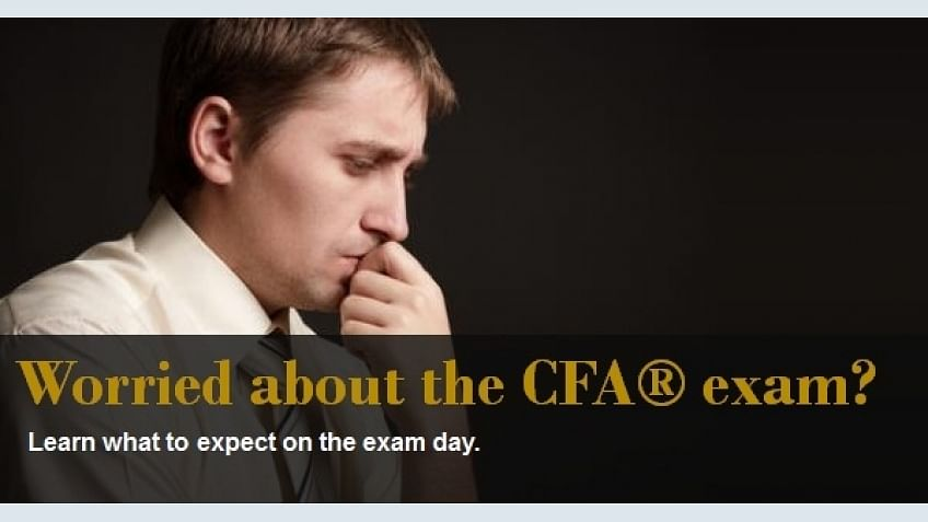 What to expect on CFA Exam Day?