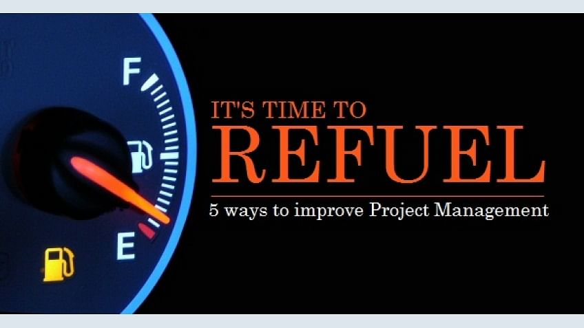 5 ways to improve Project Management