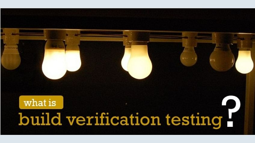 Build Verification Testing