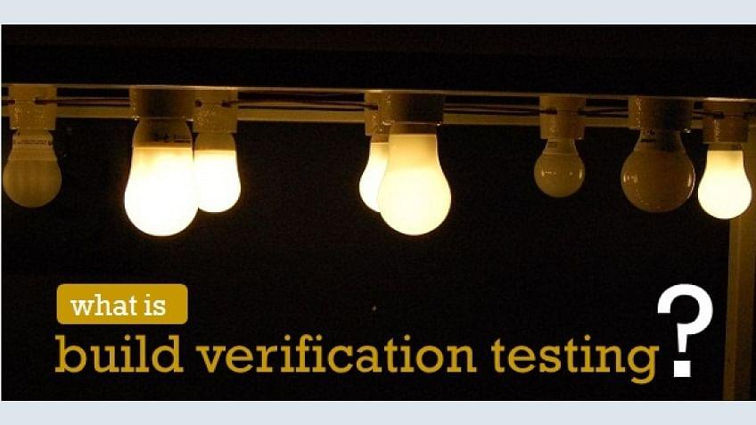 Criar testes de verificação