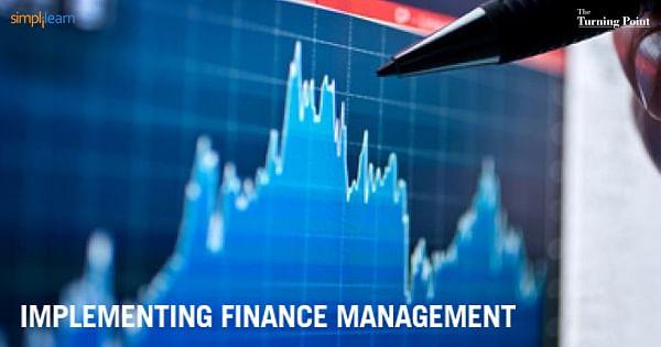 Implementação de Gestão Financeira em Indústrias