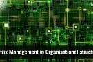 Role of Matrix Management in Organisational Structure