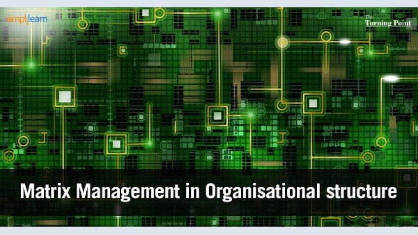 Papel da gestão matricial na estrutura organizacional