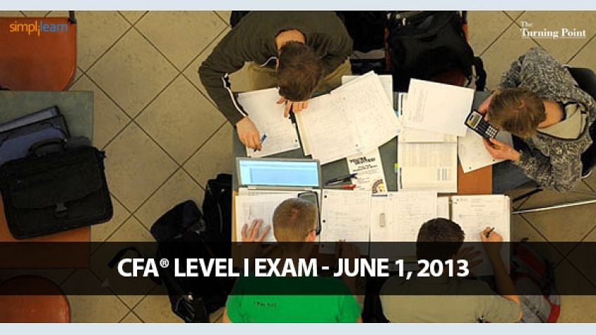 Last minute tips for CFA Level I exam