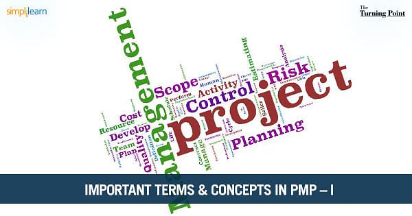 PMP certification Exam - Important terms and concepts - Part - I