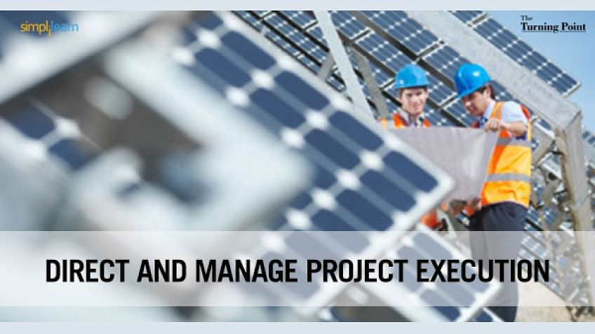 PMP® Certification Exam : Direct and Manage Project Execution