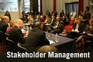 How important is stakeholder management ?