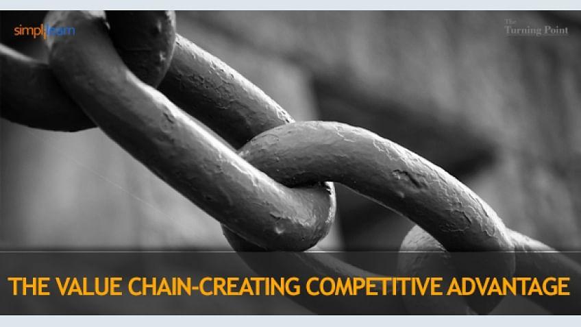 A cadeia de valor - criação de vantagem competitiva