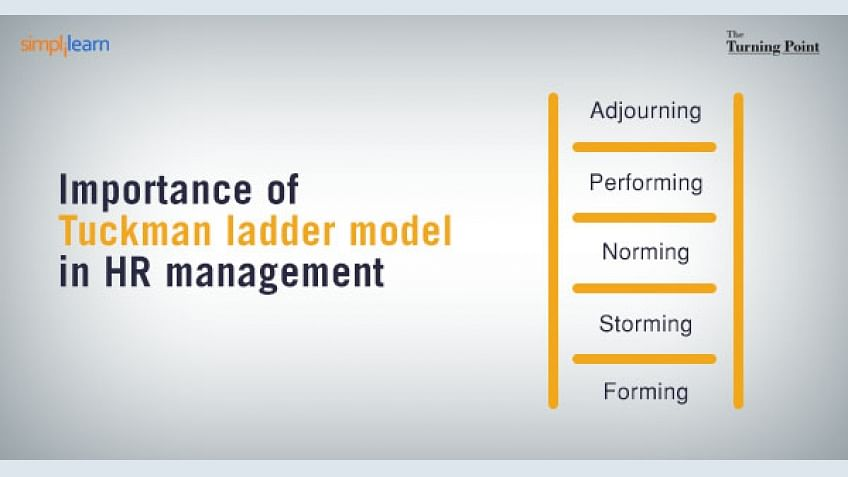 Importance of Tuckman ladder model in HR management