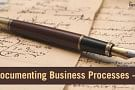 Documenting Business Process – Part 2
