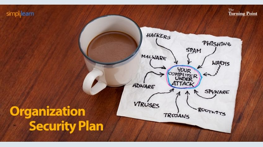 Drawing a Security Plan for an Organization