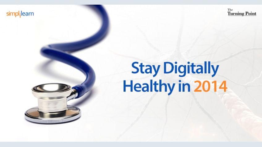 Superando as ameaças de segurança do novo ano e permanecendo digitalmente saudável em 2014