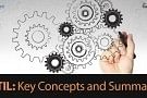 ITIL: Key Concepts and Summary