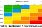 Creating Risk Register- A Practical Approach