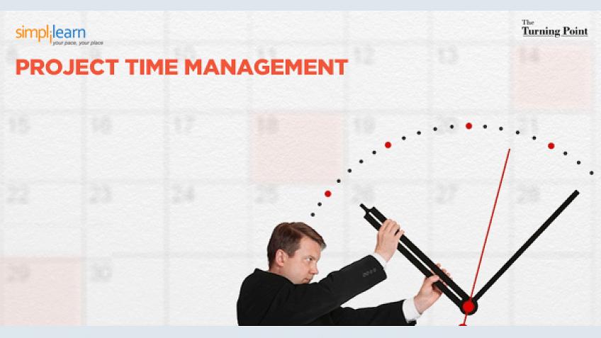 7 Princípios principais no gerenciamento de tempo do projeto