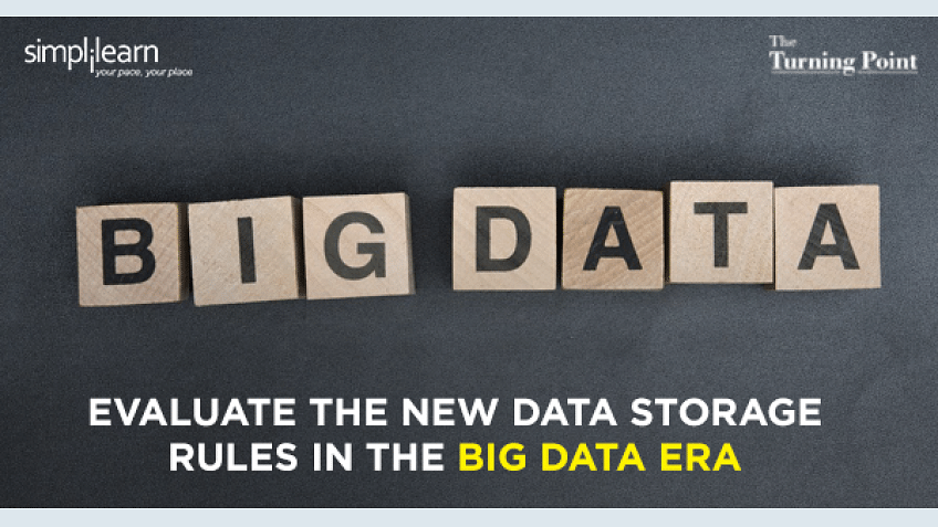 Evaluate the New Data Storage Rules in the Big Data Era