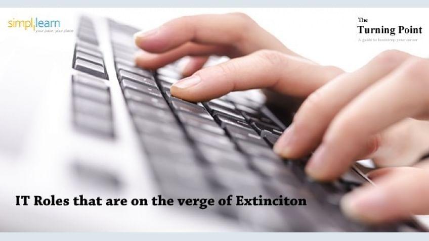Funções de TI que estão à beira da extinção