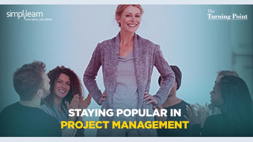 Como ficar popular no campo de gerenciamento de projetos?