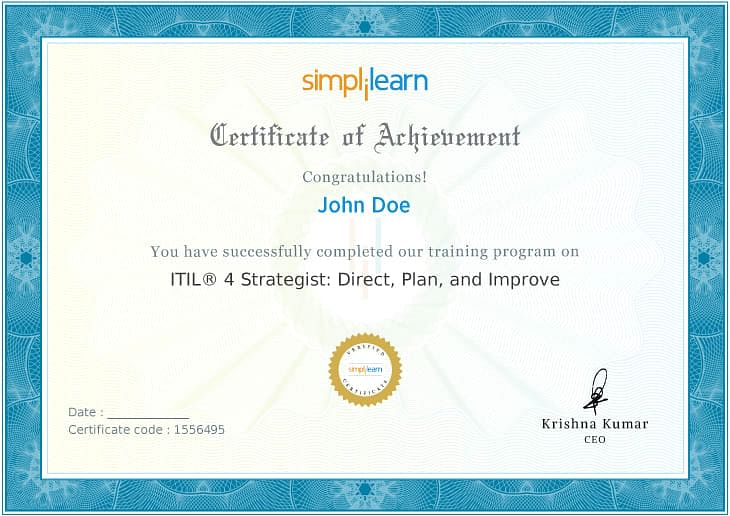 ITIL® 4 Strategist: Direct, Plan, and Improve