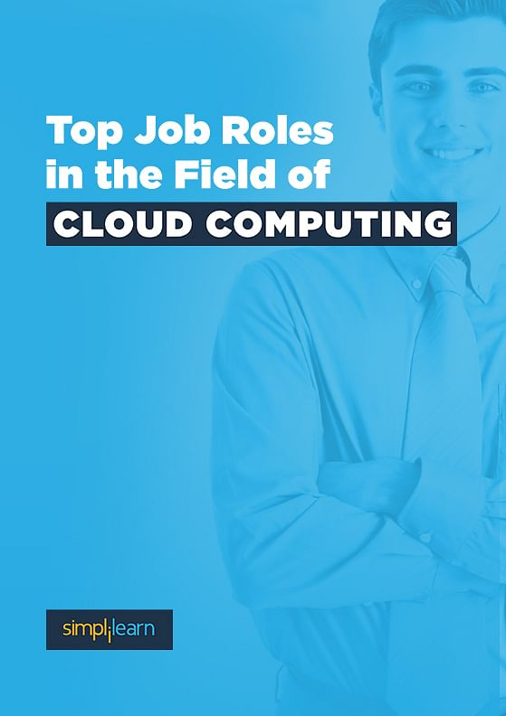 Top Job Roles in the Field of Cloud Computing