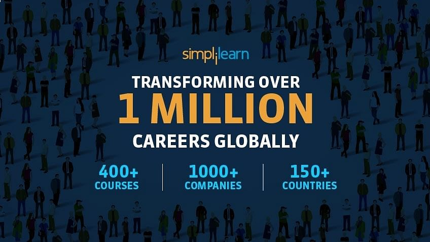 Simplilearn Reaches 1 Million Learners!