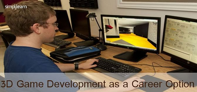 3D Game Development as a career option