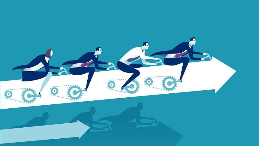 Ciclo de 4 Estágios para Melhorar os Resultados do Negócio