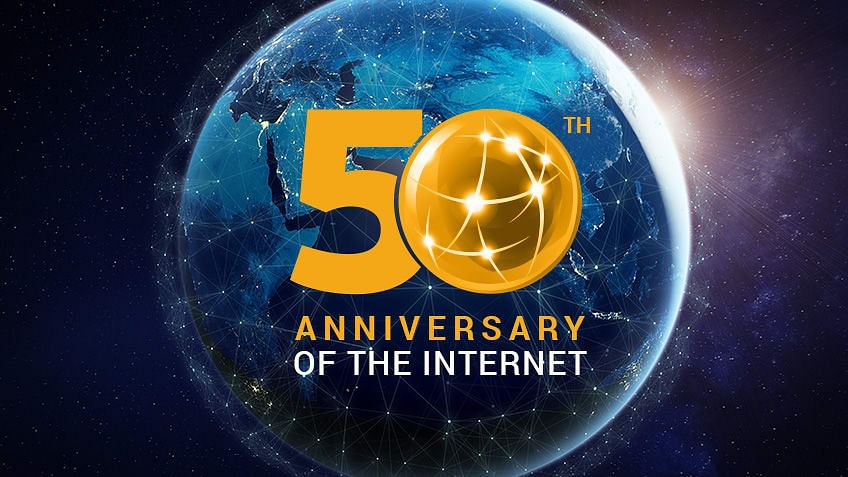 Happy 50th Birthday, Internet. Thanks for Half a Century of Online Learning.