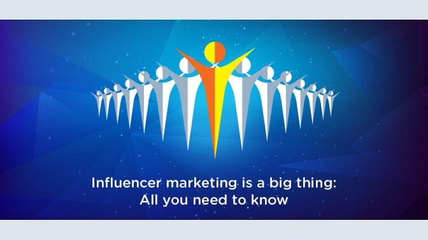 Influencer Marketing é uma grande coisa: tudo que você precisa saber [Infográfico]