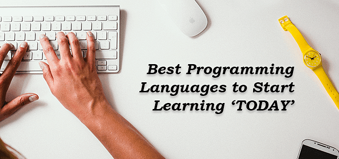 Best Programming Languages to Start Learning Today