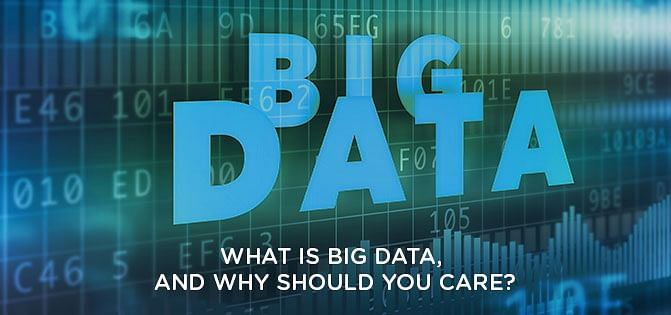What Is Big Data and Why Should You Care?