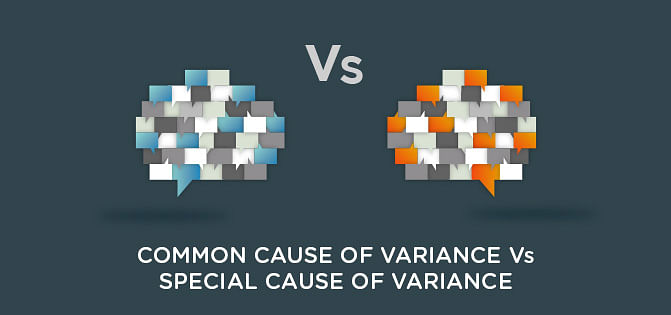 Common Cause of Variance vs Special Cause of Variance