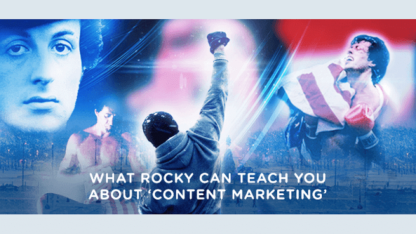 How I Learnt Content Marketing from Sylvester's Rocky