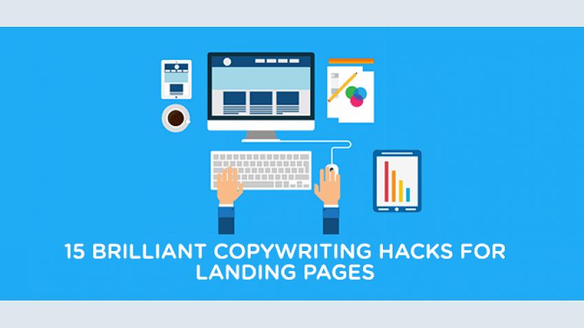 15 Hacks Copywriting acionáveis para construir landing pages de alta conversão