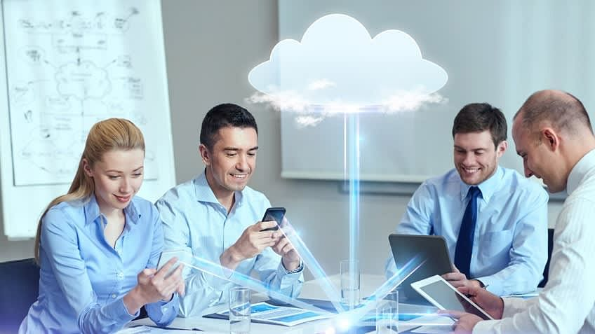 Five Reasons the Cloud is Your Future
