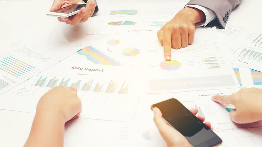 Five ways to cultivate a data-driven culture for your business