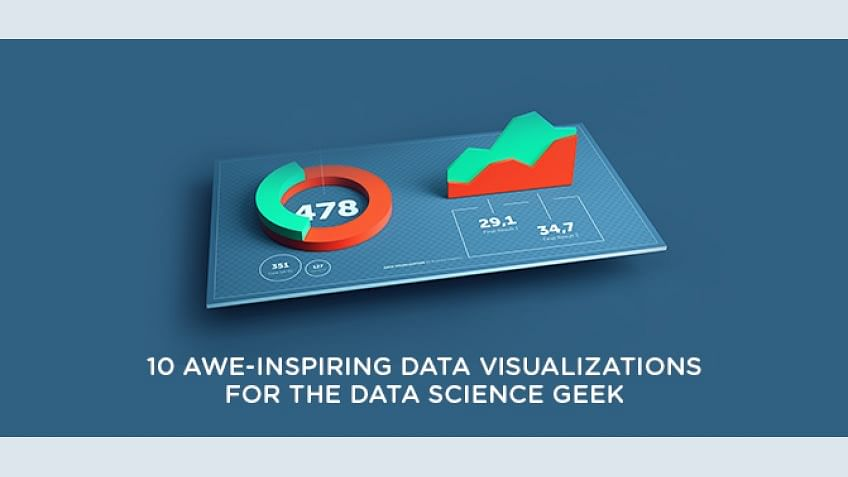10 Awe-Inspiring Data Visualizations for the Data Science Geek