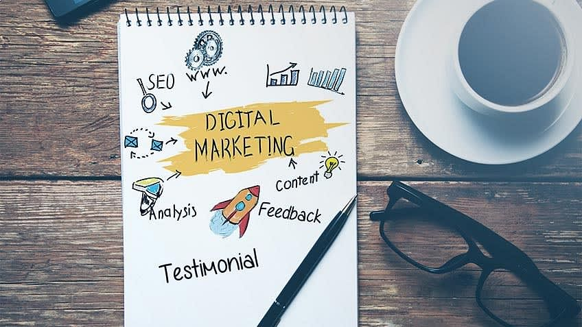 The Simplilearn Edge: Digital Marketing