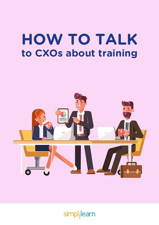 How to Talk to CXOs About Training