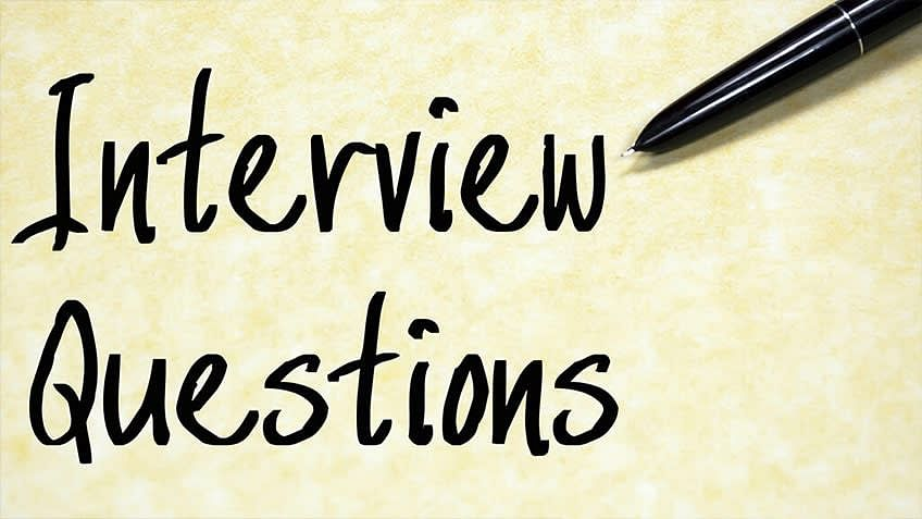 10 Important Areas of Project Management Interview Questions & Answers