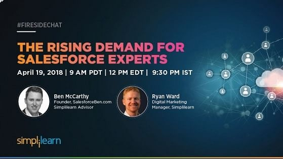 Fireside Chat: The Rising Demand for Salesforce Experts