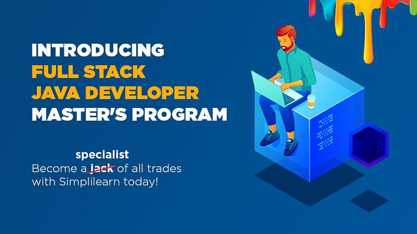 Introducing Simplilearn's Full Stack Java Developer Master's Program