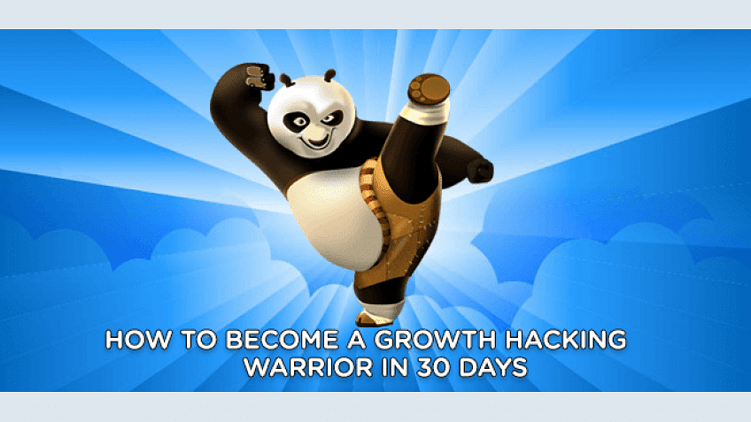 How to Become a Growth Hacking Warrior in 30 days?