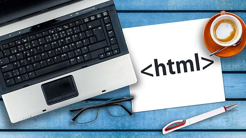 HTML Layout: Elements and Coding Example